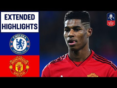 Dramatic Scenes as United Get Revenge! | Chelsea 0-2 Manchester United | Emirates FA Cup 2018/19