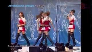 AfterSchool - Diva - Japan Live in Osaka