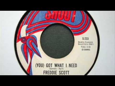 (You) Got What I Need (Song) by Freddie Scott