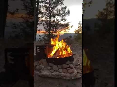 Video Of Fr 9350 Campground, AZ