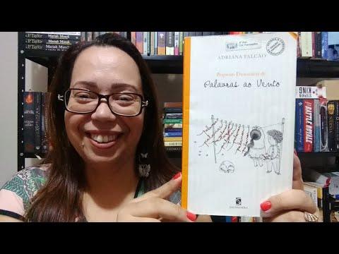 VEDA #06 | Pequeno Dicionário das Palavras ao Vento - Adriana Falcão