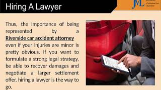 Do You Need A Car Accident Attorney If Your Injuries Are Minor?