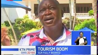 Tourism boom at the coastal port as cruise ship set to dock in Mombasa