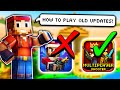 How to Play Old Version of Pixel Gun 3D on Android! (Unlimited Hacked Coins Version)