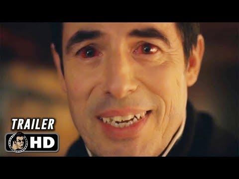 DRACULA Official Teaser Trailer (HD) BBC Horror