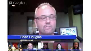 Interview avec 98 Degrees par Brian Douglas