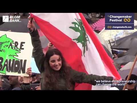 Changemaker Festival Lebanon 2019