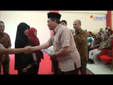 Dok Humas Untad,Pelepasan FKIP UNTAD 13 Juni 2015