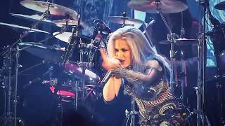 Arch Enemy - As The Pages Burn live @ Vagos Metal Fest 2017