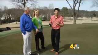 Adam Wurtzel On the Golf Course