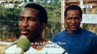 Capitaine Thomas Sankara - la fin d
