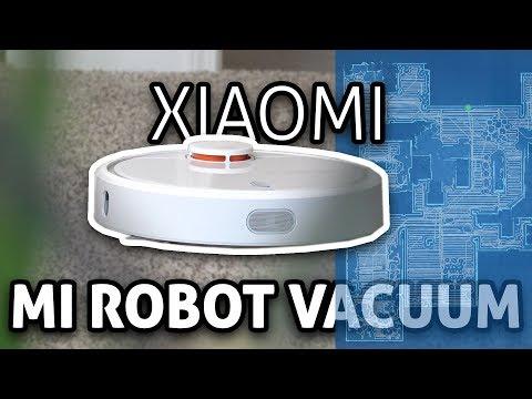 BETTER & CHEAPER ROOMBA?! Xiaomi Mi Robot Vacuum REVIEW