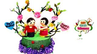Best Brother And Sister Gift Idea For Rakhi | Rakshabandhan Gift Idea  | Best Out Of Waste