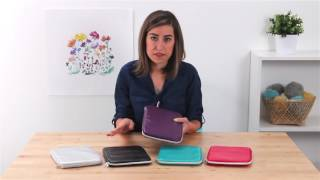 Knit Picks Crochet Hook Case Product Demonstration