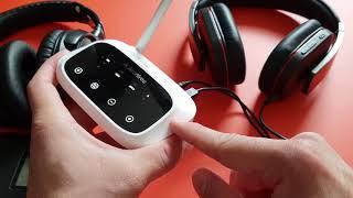 2 Bluetooth Kopfhörer gleichzeitig benutzen? Avantree Oasis 50 Meter Reichweite Transmitter Receiver
