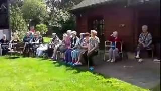 Организованный досуг пансионата для престарелых Добро 8