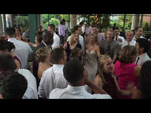 Alexa & Dan Wedding (Meadowlark Garden) VA