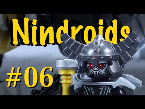 Ninjago Episode 6: Rise of the Nindroid / a LEGO Movie