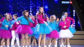 Хор академии популярной музыки Игоря Крутого - До чего дошел прогресс!