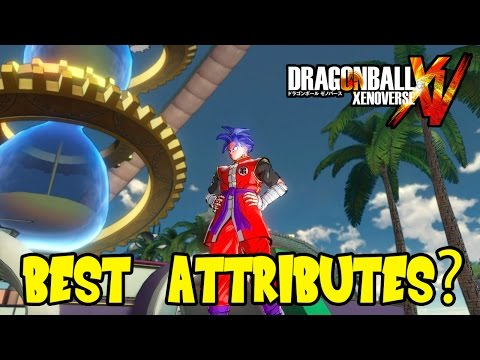 Dragon Ball Xenoverse: Best Attribute Stat Distribution (Choose a Speciality)
