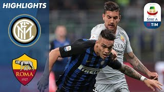 Inter 1-1 Roma | El Shaarawy and Perišić Score as Points are Shared | Serie A