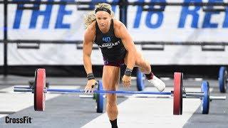 2018 CrossFit Games | Individual Clean & Jerk Speed Ladder