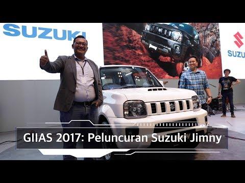 GIIAS 2017: Peluncuran Suzuki Jimny I OTO.com