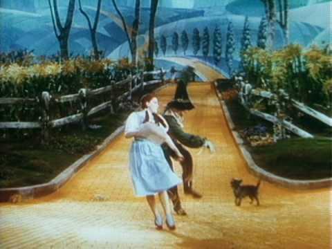 The Wizard of Oz ( Oz Büyücüsü )