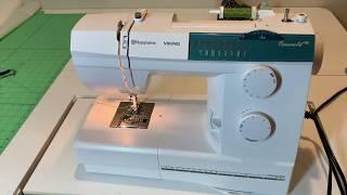A Great Beginner Machine: The Husqvarna Viking Emerald 116