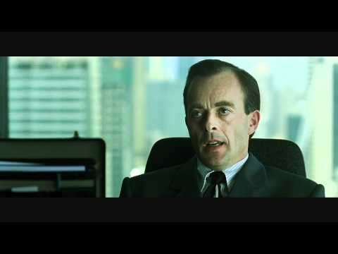 What I love most about The Matrix is the clever use of dialogue. In less than a minute, an entire scene subtly explains the premise of the entire movie