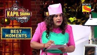 Sapna's Avatar As A Nurse | The Kapil Sharma Show Season 2 | Best Moments