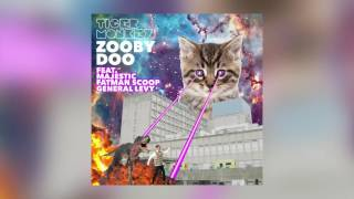 Tigermonkey - Zooby Doo feat. Majestic, Fatman Scoop & General Levy (Cover Art)