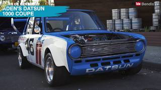 Episode #110: Cars of Bendix - 9th Annual Datsun Day