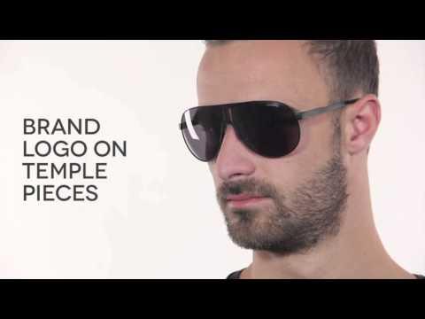 Carrera New Panamerika 003/Y1 MATT BLACK Sunglasses Review | VisionDirectAU