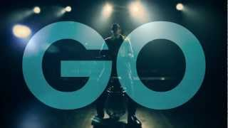 """Theoretics - """"Go"""" (with Mark Hoy, Chimaroke Abuachi)"""