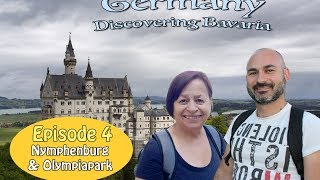 Bavaria, Germany – Episode 4: Castle of the nymphs, square of the kings and the Summer festival