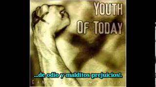 Youth Of Today Youth Of Today (subtitulado español)