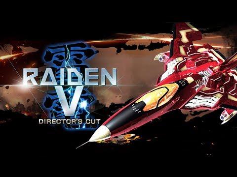 Raiden V: Director's Cut Launch Trailer thumbnail
