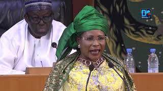 Assemblée nationale   Mame Diarra Fam   « Le pays est malade, les gens et nos hôpitaux aussi sont