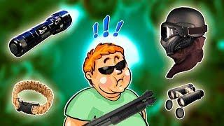 Крутые ВЕЩИ для выживания в зомби апокалипсис! #2