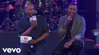Jeremih - Q&A Part 1 (Live on the Honda Stage at the iHeartRadio Theater LA)
