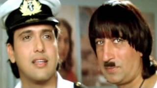 Pak Chik Pak Raja Babu - Govinda, Karishma Kapoor, Raja Babu, Comedy Song