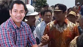 Kunjungi Tambaklorok, Hendi Kecewa Progres Pembangunan Jalan Masih Minim