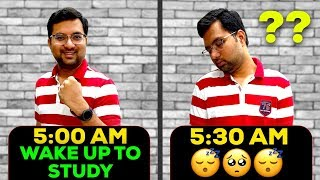 How To Avoid Sleep During Studies? Morning or Night - Stay ALERT While Studying