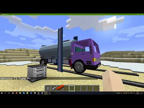 minecraft transportation mod