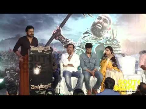 Karthi opens up on his upcoming thriller Kashmora