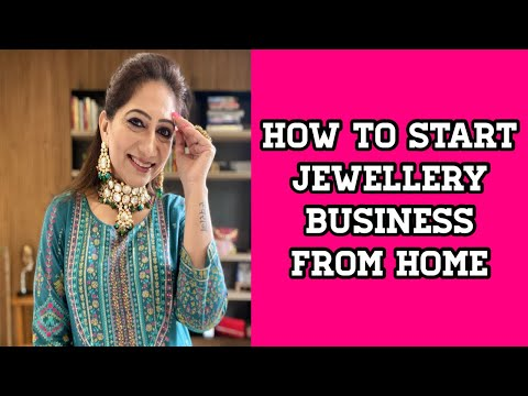 Housewife कैसे शुरू करे online jewellery business घर से   How to earn money at home   TheHopeStory