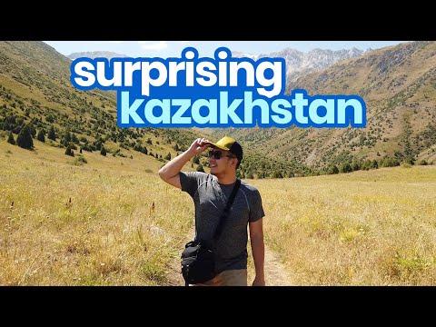 7 BEST THINGS TO DO in SOUTH KAZAKHSTAN (TURKISTAN) 🇰🇿