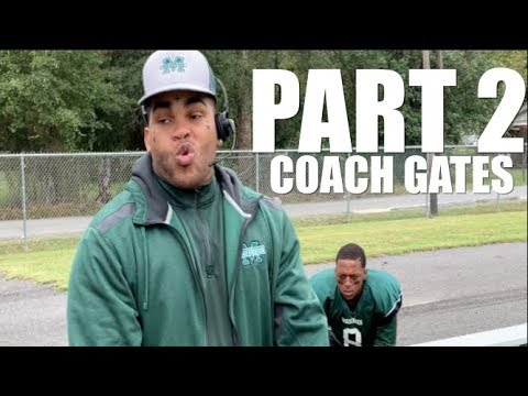 Part 2 Coach Kevin gates calls another timeout by Clutch Williams