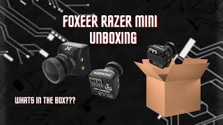 Is this the best FPV camera??? Foxeer Razer Mini